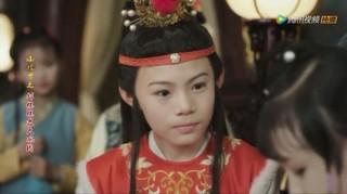 《小戏骨:红楼梦之刘姥姥进大观园》剧照,图为宝玉。