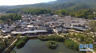 (新春走基层)(6)云南景谷:昔日地震灾区 而今美丽乡村