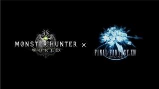 《最终幻想14》与《怪物猎人:世界》宣布联动将于8月上线