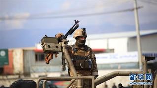 (国际)(4)阿富汗首都一清真寺遭爆炸袭击1人死亡