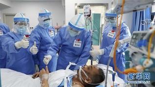 (聚焦疫情防控)(3)73天ECMO辅助治疗的新冠肺炎核酸转阴患者经双肺移植后重启呼吸