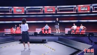 《中国新说唱》录制内景
