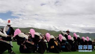 (社会)(9)海拔4300米上的拔河比赛