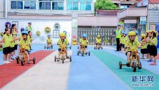 (社会)(3)浙江长兴:交通安全进校园
