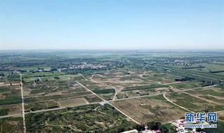(经济)(6)雄安新区重点项目建设稳步推进