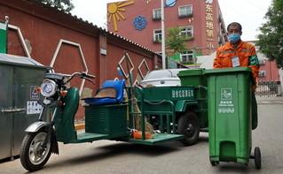 (社会)(1)北京:设施齐备促进垃圾分类