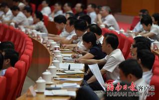 刘赐贵在海南省机构改革动员大会上提了这些要求