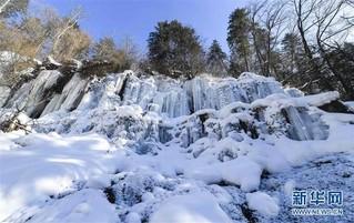 (美丽中国)(4)长白山区冬日美