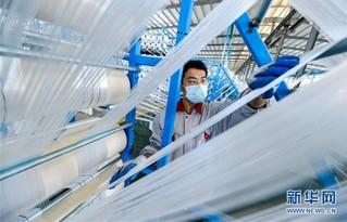 (聚焦复工复产)(2)河北鸡泽:企业复工复产赶订单