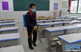 """(教育)(3)江西南昌:多措并举""""备战""""开学复课"""