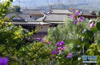 (新春走基层)(7)云南景谷:昔日地震灾区 而今美丽乡村