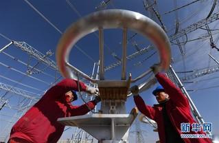 (经济)(4)陕西投资规模最大的输变电工程即将投运