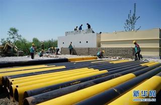 (经济)(9)雄安新区重点项目建设稳步推进