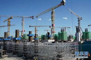 (经济)(2)雄安新区重点项目建设稳步推进