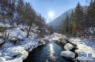 (美丽中国)(6)长白山区冬日美