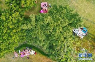 (社会)(1)广州:发展公园引客来