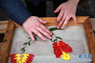 #(社会)(4)体验非遗技艺 感受传统文化