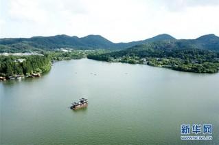 (美丽中国)(5)鸟瞰西湖美景