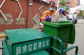 (社会)(6)北京:设施齐备促进垃圾分类