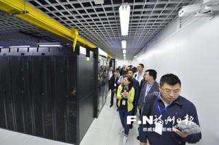 福建省生态云平台上线 为全国首个省级生态环境大数据平台