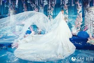 吴敏霞张效诚上海大婚:沪上夜如水,皎皎月如钩【13】
