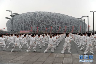 (新华全媒头条·图文互动)(12)奥运回响——北京奥运十年间