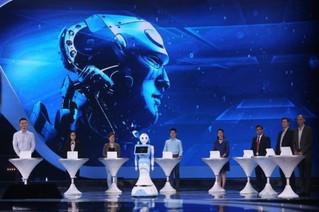 """撒贝宁《机智过人》出""""中文十级""""联考 刁难人工智能"""