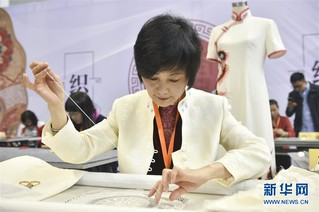 #(社会)(2)浙江桐庐举办民间艺术绝技绝活擂台赛