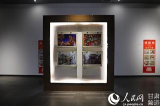 【新春走基层】兰州西固:百幅优秀摄影作品再现城市发展历程【2】