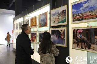【新春走基层】兰州西固:百幅优秀摄影作品再现城市发展历程【4】