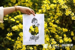 最美四月天 用滨州的繁花春景裁制衣裳图片