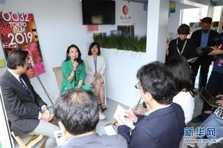(国际)(3)中国演员章子怡将担任第32届东京国际电影节评委会主席