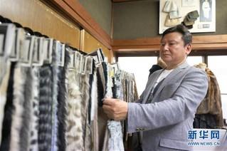 (国际·图文互动)(5)记者手记:坚持创新——日本小企业冈田织物的生存之道