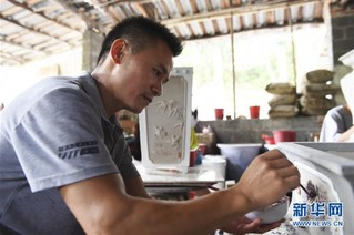(图片故事)(6)变泥为器——一个农民的返乡创业故事