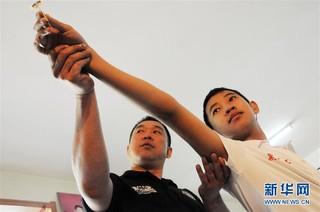 (新华全媒头条·图文互动)(9)共享出彩人生——中国残疾人体育的光荣与梦想