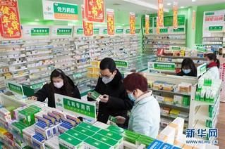 #(聚焦疫情防控)(2)山东加大防控疫情医药用品巡查