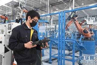 (聚焦疫情防控·图文互动)(3)战疫情 稳增长 强信心——北京复工日生产建设一线见闻