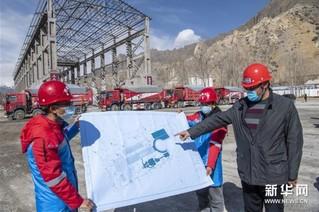 (社会)(2)西藏美术馆开工建设