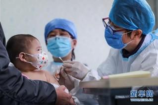 (聚焦疫情防控)(1)北京:全面有序开展预防接种工作