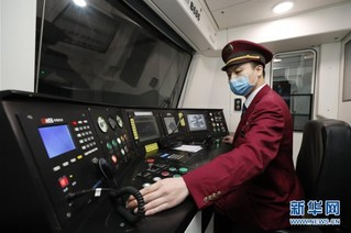 (聚焦疫情防控)(2)武汉轨道交通部分恢复运营