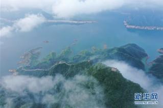 (环境)(1)古长城云海如画卷