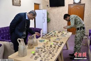伊拉克4000年前文物集中曝光