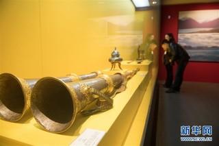 (文化)(5)西藏文物珍品亮相西子湖畔