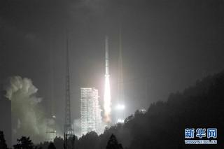 (经济)(2)我国成功发射一颗北斗二号卫星