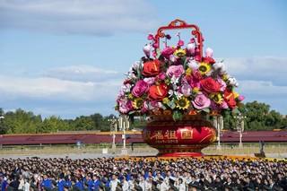 (XHDW)(3)烈士纪念日向人民英雄敬献花篮仪式在京隆重举行