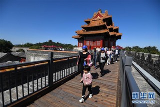 (社会)(9)国庆假期全国共接待国内游客7.26亿人次