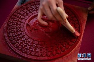 (XHDW)(3)澳门举办山西省和湖南省年画艺术展