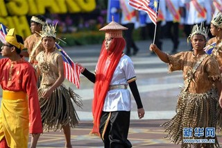 (国际)(6)马来西亚庆祝国庆日