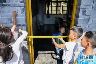 (图片故事)(7)十八洞小学的新学期