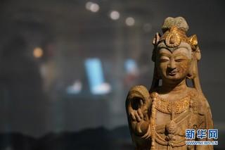 """(文化)(8)""""与天久长——周秦汉唐文化与艺术特展""""在北京举行"""